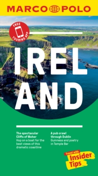 Ireland Marco Polo Pocket Travel Guide - with pull out map, Paperback / softback Book