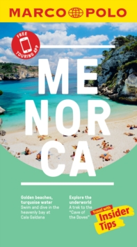 Menorca Marco Polo Pocket Travel Guide - with pull out map, Paperback / softback Book