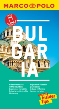 Bulgaria Marco Polo Pocket Travel Guide 2019 - with pull out map, Paperback / softback Book