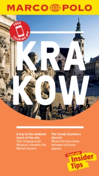 Krakow Marco Polo Pocket Travel Guide - with pull out map, Paperback / softback Book
