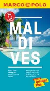 Maldives Marco Polo Pocket Travel Guide 2019 - with pull out map, Paperback / softback Book