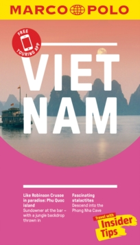 Vietnam Marco Polo Pocket Travel Guide - with pull out map, Paperback / softback Book