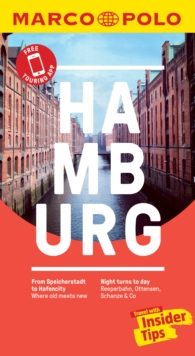 Hamburg Marco Polo Pocket Travel Guide 2019 - with pull out map, Paperback / softback Book