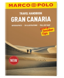 Gran Canaria Marco Polo Handbook, Mixed media product Book