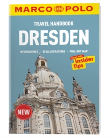 Dresden Marco Polo Handbook, Mixed media product Book