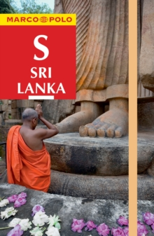Sri Lanka Marco Polo Travel Guide and Handbook, Mixed media product Book