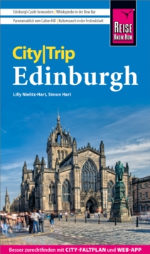 Reise Know-How CityTrip Edinburgh, PDF eBook