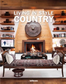 Living in Style Country, Hardback Book