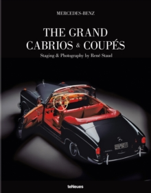 Mercedes-Benz - The Grand Cabrios & Coupes, Hardback Book