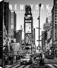 New York, Hardback Book