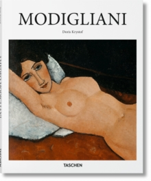 Modigliani, Hardback Book