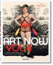 Art Now! Vol. 4, Hardback Book