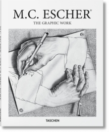 M.C. Escher. The Graphic Work, Hardback Book