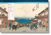 Hiroshige & Eisen. The Sixty-Nine Stations along the Kisokaido, Hardback Book