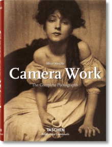 Alfred Stieglitz. Camera Work, Hardback Book