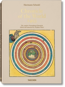 Schedel. Chronicle of the World - 1493, Hardback Book
