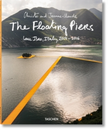 Christo and Jeanne-Claude: The Floating Piers, Paperback Book