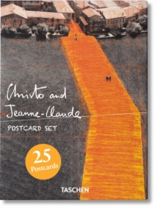 Christo and Jeanne-Claude. Postcard Set, Postcard book or pack Book