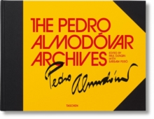 The Pedro Almodovar Archives, Hardback Book