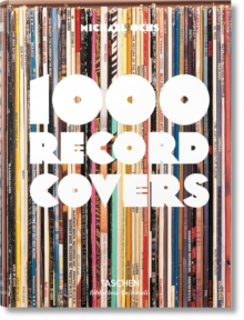 1000 Record Covers, Hardback Book