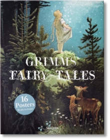 Grimms' Fairy Tales. Poster Set, Loose-leaf Book