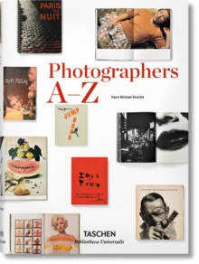 Photographers A-Z, Hardback Book