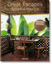 Great Escapes South America : Updated Edition, Hardback Book