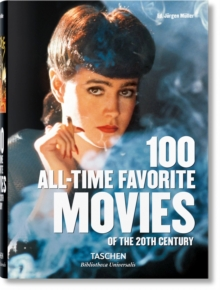 100 All-Time Favorite Movies, Hardback Book