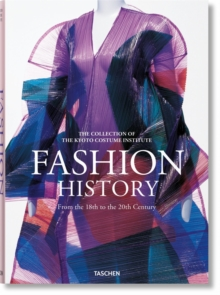 Fashion History from the 18th to the 20th Century, Hardback Book