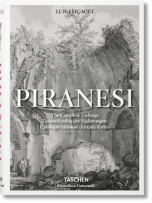 Piranesi. The Complete Etchings, Hardback Book