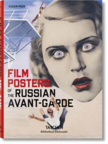 Film Posters of the Russian Avant-Garde, Hardback Book