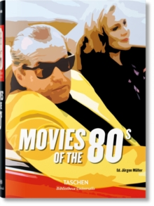 Movies Of The 80S, Hardback Book