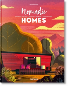 Nomadic Homes. Architecture on the move, Hardback Book