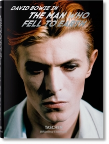 David Bowie : The Man Who Fell to Earth, Hardback Book