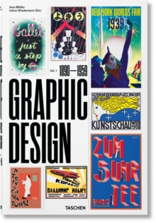 The History of Graphic Design : 1890-1959 1, Hardback Book
