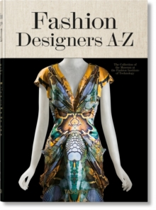 Fashion Designers A-Z, Hardback Book