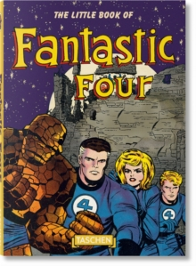 The Little Book of Fantastic Four, Paperback Book