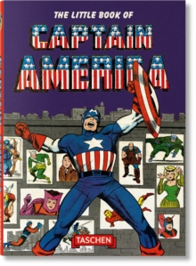 The Little Book of Captain America, Paperback Book