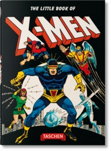 The Little Book of X-Men, Paperback Book