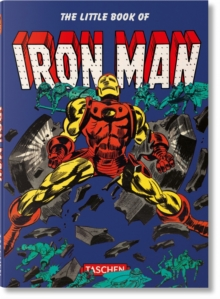 The Little Book of Iron Man, Paperback Book
