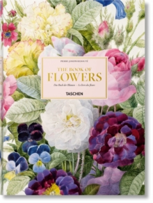 Redoute: The Book of Flowers XL, Hardback Book