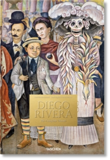Diego Rivera : The Complete Murals, Hardback Book
