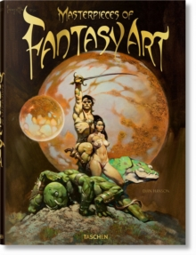 Masterpieces of Fantasy Art, Hardback Book