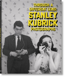 Stanley Kubrick Photographs. Through a Different Lens, Book Book