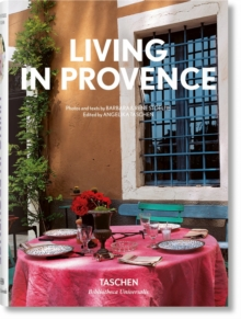 Living in Provence, Hardback Book
