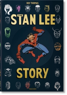 The Stan Lee Story, Hardback Book