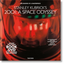 Stanley Kubrick's 2001: A Space Odyssey. Book & DVD Set, Book Book