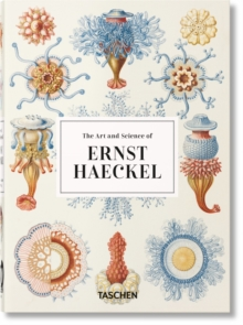 Ernst Haeckel - 40th Anniversary Edition, Hardback Book