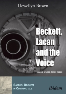 Beckett, Lacan and the Voice, Paperback Book
