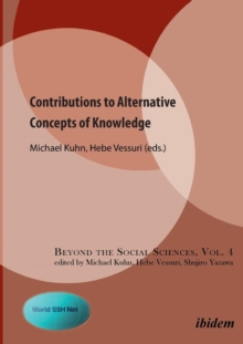 Contributions to Alternative Concepts of Knowledge, Paperback Book